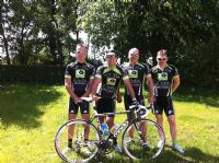 Oakes Insurance sponsor local cycling team
