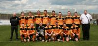 Oakes Insurance Sponsored football team reach final