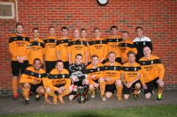 Beeston AFC win league title